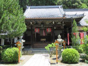 長光寺本堂